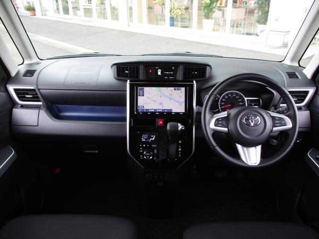 カスタムG-T 禁煙車 9インチナビ バックカメラ スマートアシストIII 両側電動スライドドア ターボ シートヒーター ETC ドライブレコーダー シートバックテーブル コーナーセンサー スマートキー(3枚目)