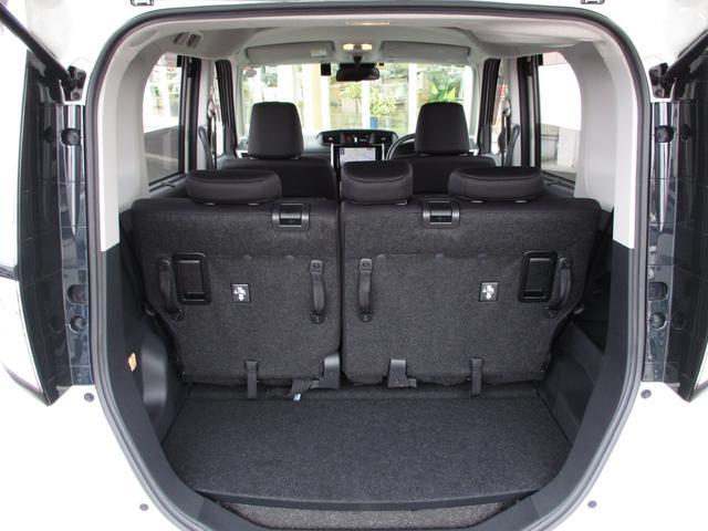 カスタムG-T 禁煙車 9インチナビ バックカメラ スマートアシストIII 両側電動スライドドア ターボ シートヒーター ETC ドライブレコーダー シートバックテーブル コーナーセンサー スマートキー(10枚目)