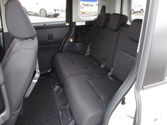 カスタムG-T 禁煙車 9インチナビ バックカメラ スマートアシストIII 両側電動スライドドア ターボ シートヒーター ETC ドライブレコーダー シートバックテーブル コーナーセンサー スマートキー(23枚目)