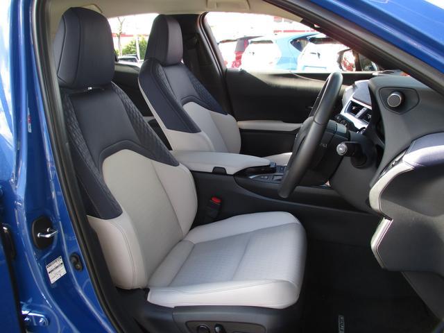 UX250h バージョンC 禁煙車 パノラミックビュー BSM PKSB 前席パワーシート LEDヘッドライト シート・ステアリングヒーター フロアマット リモートスタートベーシック(8枚目)
