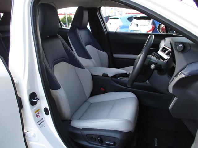 UX250h バージョンC 禁煙車 18インチアルミホイール ルーフレール ドライブレコーダーフロアマットタイプA サイドバイザー LEDヘッドライト 前席パワーシート  Ltexシート シートヒーター(8枚目)