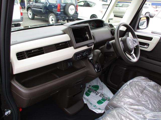 L 届出済未使用車 ホンダセンシング パワースライドドア スマートキー LEDヘッドライト バックカメラ シートヒーター リアシートスライド ステアリングスイッチ(17枚目)