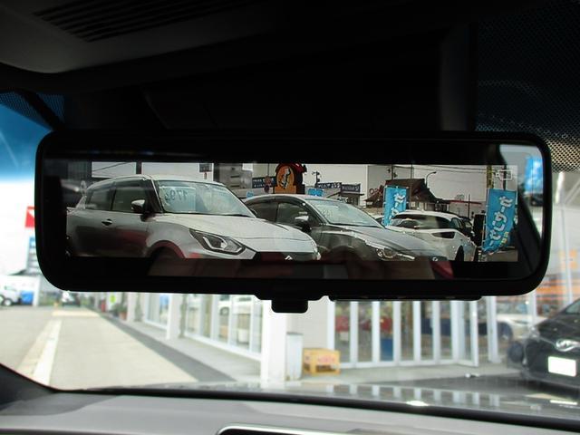ES300h Fスポーツ 禁煙車 ワンオーナー パノラミックビュー パワートランク デジタルインナーミラー 赤革エアシート クリアランスソナー ナビ ETC ドライブレコーダー(18枚目)