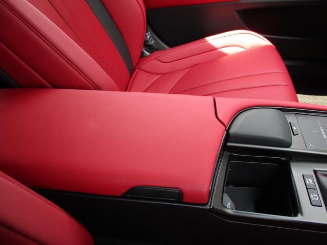 ES300h Fスポーツ 禁煙車 ワンオーナー パノラミックビュー パワートランク デジタルインナーミラー 赤革エアシート クリアランスソナー ナビ ETC ドライブレコーダー(24枚目)