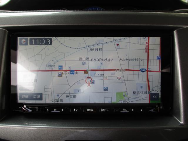 ハイブリッドMZ 禁煙車 ワンオーナー デュアルカメラブレーキ ナビ バックカメラ 両側電動スライドドアスマートキー HIDヘッドライト Bluetoothオーディオ ETC クルーズコントロール シートヒーター(10枚目)