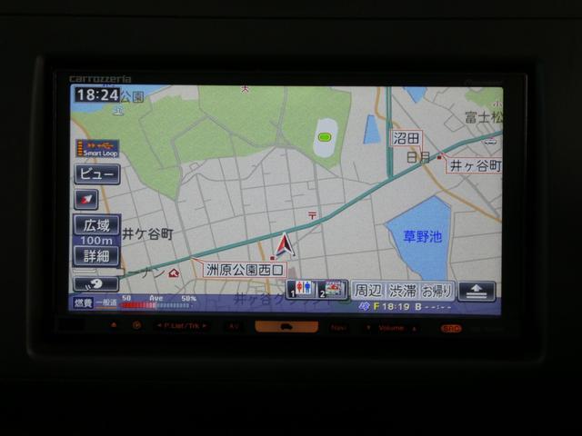 HDDナビ(フルセグテレビ DVD視聴可能)