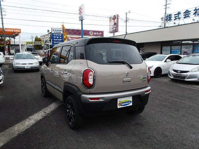 「スズキ」「クロスビー」「SUV・クロカン」「愛知県」の中古車6