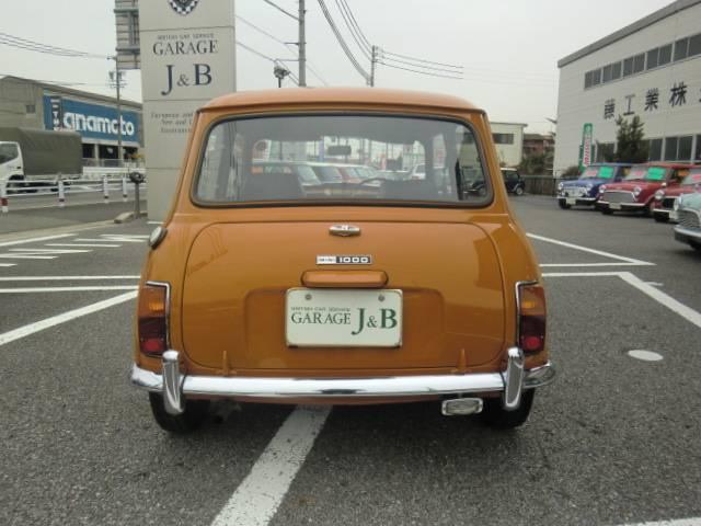 ローバー ローバー MINI MK-III 関西オートディーラー車