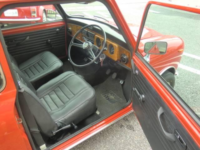 ローバー ローバー MINI メイフェア Mk-III仕様 色替全塗装済 MT 1年保証