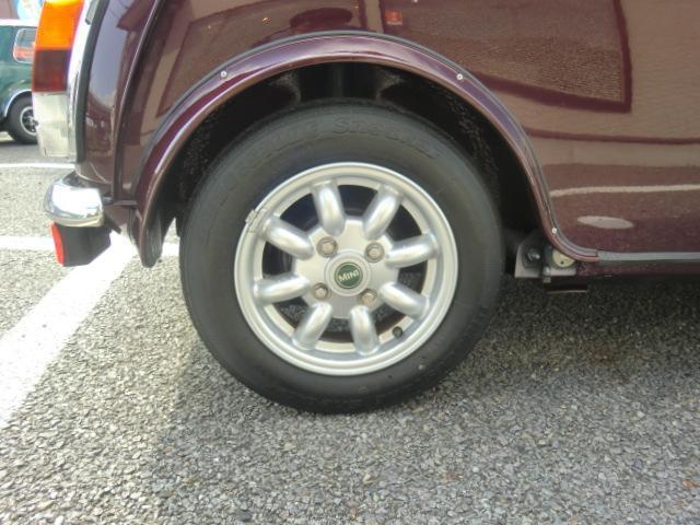 ローバー ローバー MINI 40thアニバーサリーリミテッド 同色新塗装 MT 1年保証