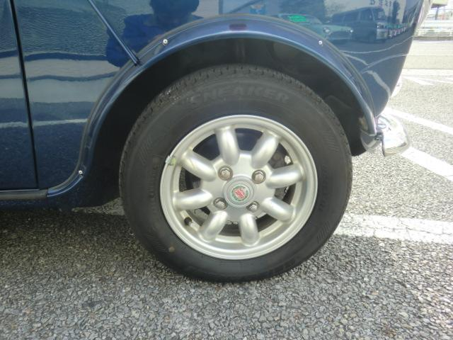 ローバー ローバー MINI クーパー 1オーナー 全塗装済 NEW天張 MT 1年保証