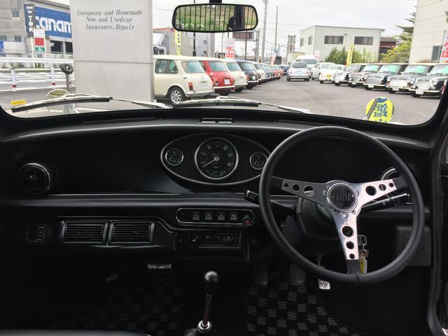 ローバー ローバー MINI クーパー Mk-I仕様 色替全塗装済 センターメーター