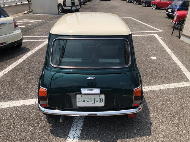クーパー1.3i MT 同色全塗装済 1年保証(11枚目)