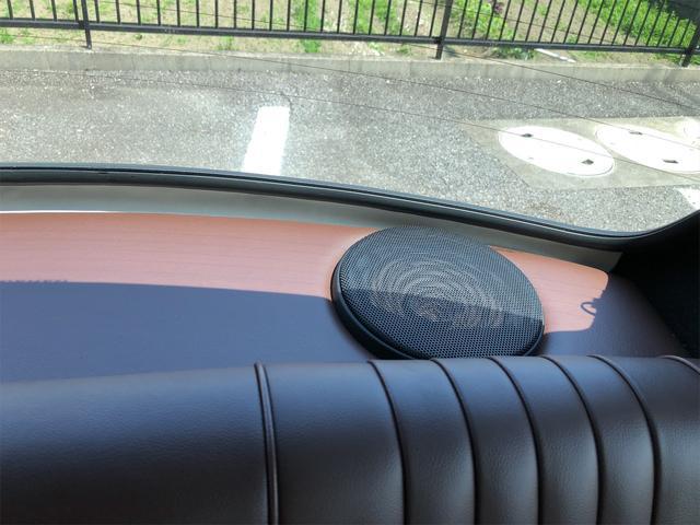 メイフェア 4速マニュアルシフト オースチンセブンMk-I仕様 色替NEWペイント NEWルーフライナー ブラウンレザーインテリア フロントウッドパネルリペア済 前後Hi-Loキット 10インチホイール 1年保証(30枚目)