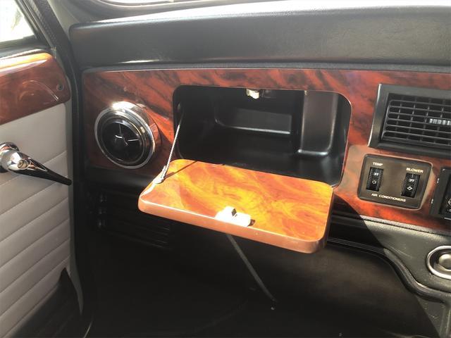 クーパー 4速MT Hi-Loコイルスプリング公認 色替全塗装済 ルーフライナー張替済 モトリタウッドステアリング 1年保証(36枚目)
