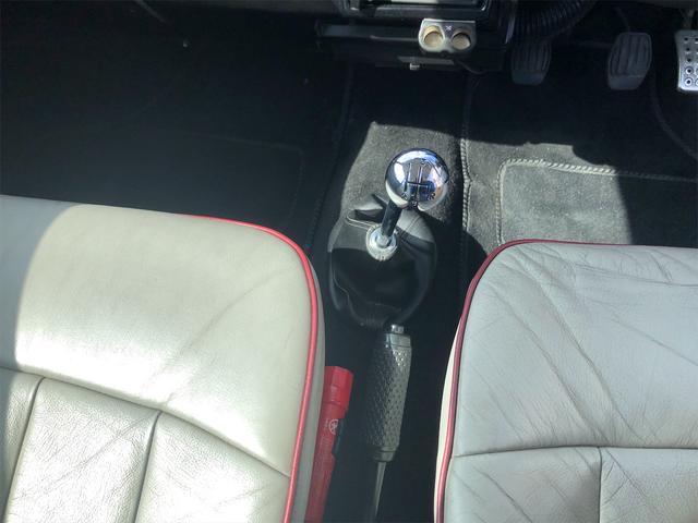 クーパー 4速MT Hi-Loコイルスプリング公認 色替全塗装済 ルーフライナー張替済 モトリタウッドステアリング 1年保証(37枚目)