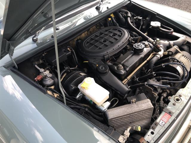クーパー 4速MT Hi-Loコイルスプリング公認 色替全塗装済 ルーフライナー張替済 モトリタウッドステアリング 1年保証(40枚目)
