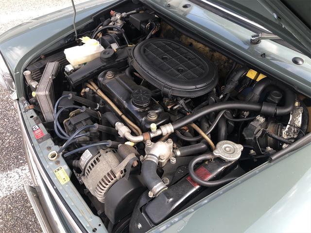クーパー 4速MT Hi-Loコイルスプリング公認 色替全塗装済 ルーフライナー張替済 モトリタウッドステアリング 1年保証(41枚目)