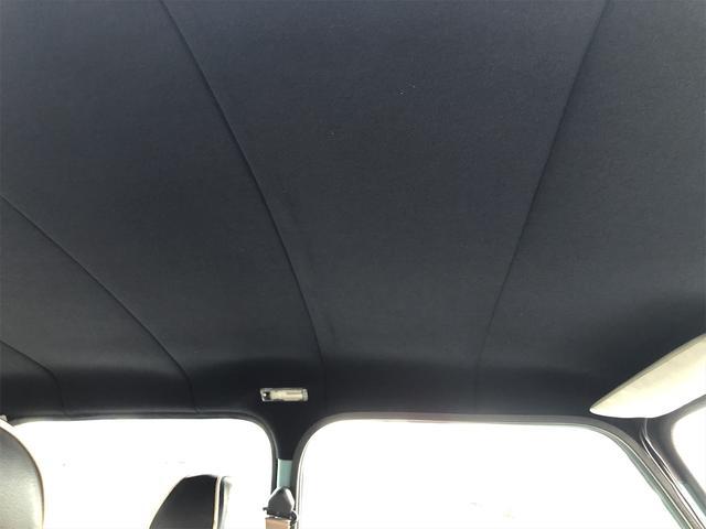 クーパー 4速AT 色替全塗装済 ルーフライナー張替済 前後Hi-Loコイルスプリング 前後CABANA製シートカバー ウッドコンビステアリング 1年保証(27枚目)