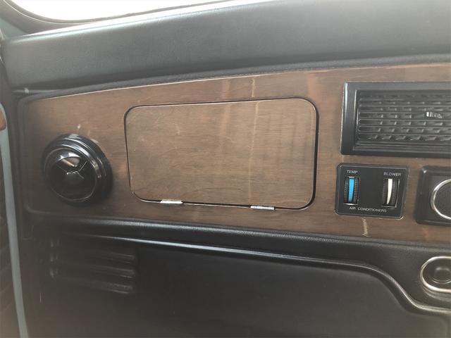 クーパー 4速AT 色替全塗装済 ルーフライナー張替済 前後Hi-Loコイルスプリング 前後CABANA製シートカバー ウッドコンビステアリング 1年保証(34枚目)