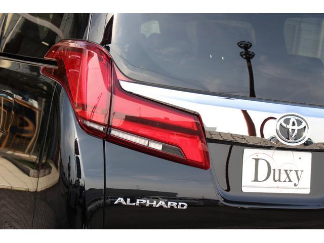 2.5S タイプゴールド 特別仕様車 新車 Duxyコンプリート ナビ&12.1型後席モニター ハーフレザーシート パワーバックドア 3眼LEDヘッド ETC 衝突回避支援(15枚目)
