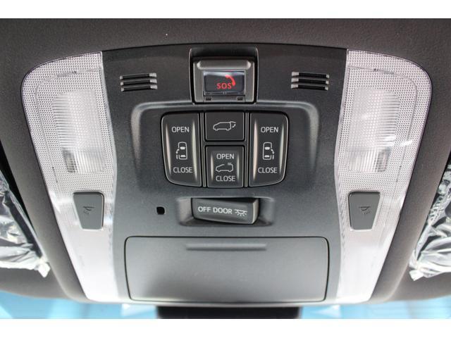 2.5S タイプゴールド 特別仕様車 新車 Duxyコンプリート ナビ&12.1型後席モニター ハーフレザーシート パワーバックドア 3眼LEDヘッド ETC 衝突回避支援(21枚目)