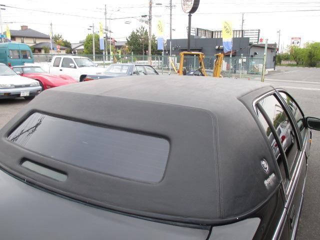 キャデラック キャデラック フリートウッド ブロアムエレガンス 新並 右H イギリス並行 自社顧客買取車