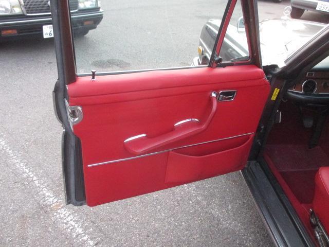 280S D車 内外装レストア クーラー 自社顧客下取車(18枚目)