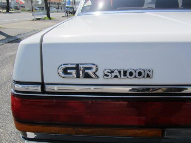 GRサルーン 女性1オーナー グランデ内装 ユーザー買取車(4枚目)