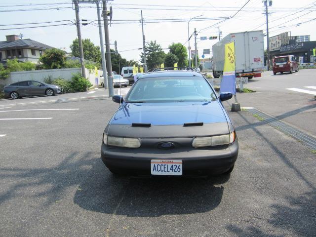 「フォード」「フォード トーラス」「セダン」「愛知県」の中古車8