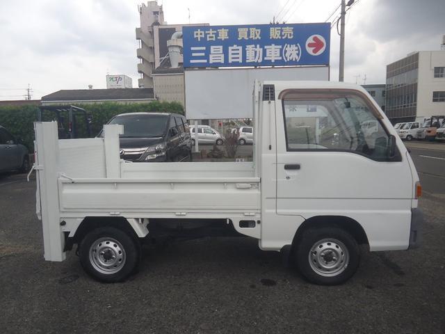 「スバル」「サンバートラック」「トラック」「愛知県」の中古車4