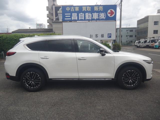 「マツダ」「CX-8」「SUV・クロカン」「愛知県」の中古車4