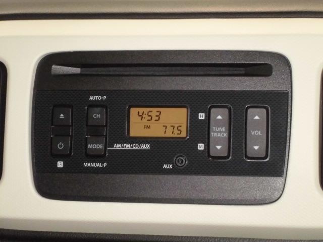 スズキ アルト X CD キーレスプッシュスタート