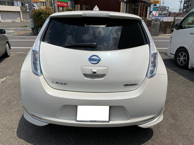 「日産」「リーフ」「コンパクトカー」「愛知県」の中古車5
