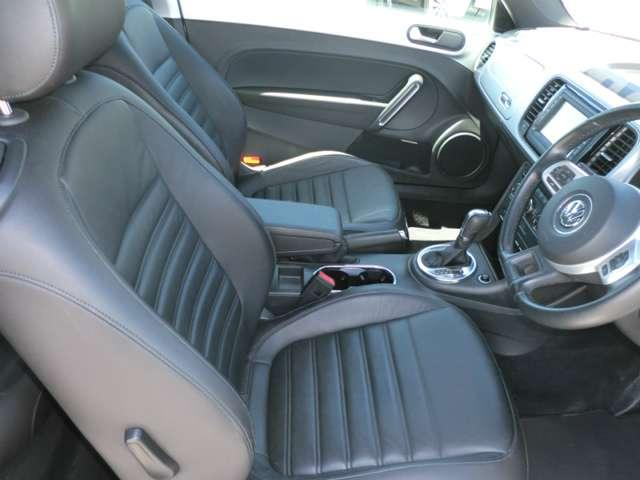 フォルクスワーゲン VW ザ・ビートル 1.2デザインレザーPKG 地デジ対応ナビ ETC キーレス