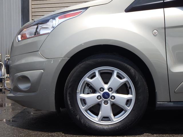 フォード フォード トランジット コネクトワゴン XLT 実走行
