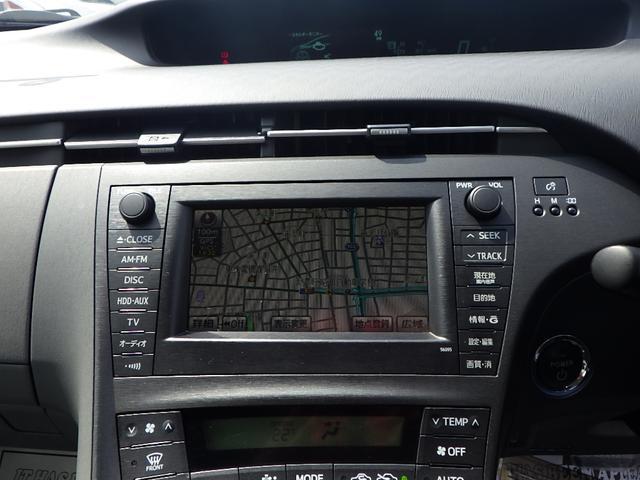 トヨタ プリウス 1.8G バックカメラ付ナビ スマートキー ビルトインETC