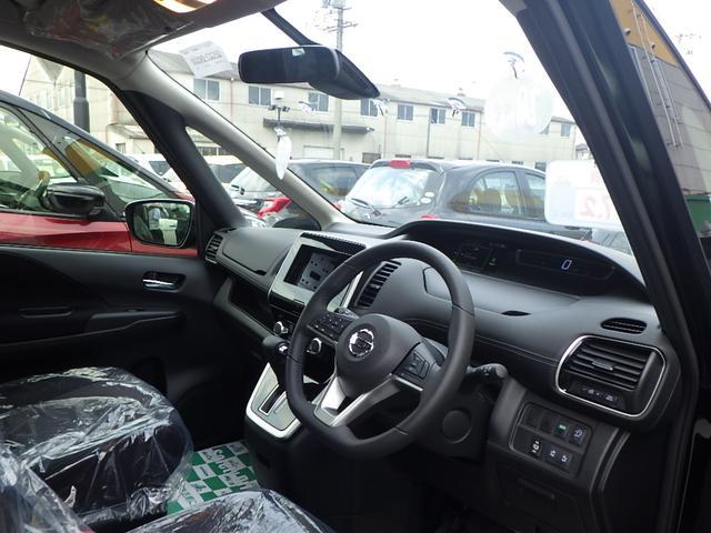 日産 セレナ 2.0ハイウェイスター 登録済未使用車 両側電動ドア