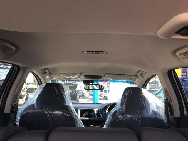 ホンダ ヴェゼル 1.5X ホンダセンシング 新型 登録済未使用車 衝突軽減