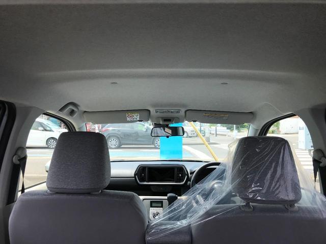 1.0X LパケSAII 登録済未使用車 衝突軽減ブレーキ(9枚目)