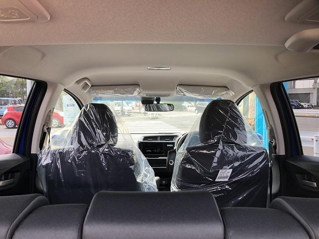 13G・F センシング 登録済未使用車 オートエアコン(9枚目)