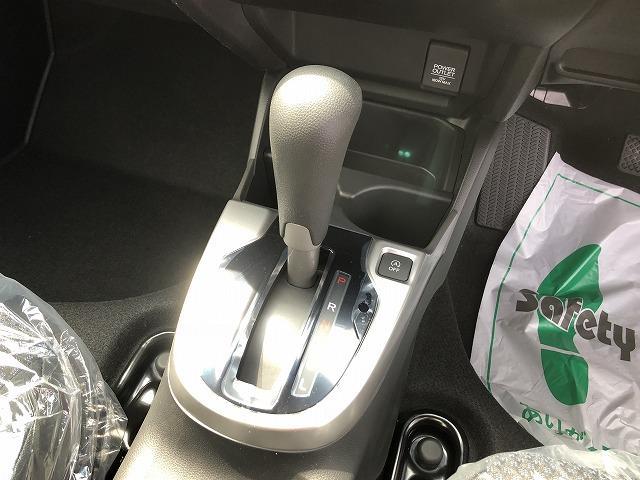 13G・F センシング 登録済未使用車 オートエアコン(19枚目)