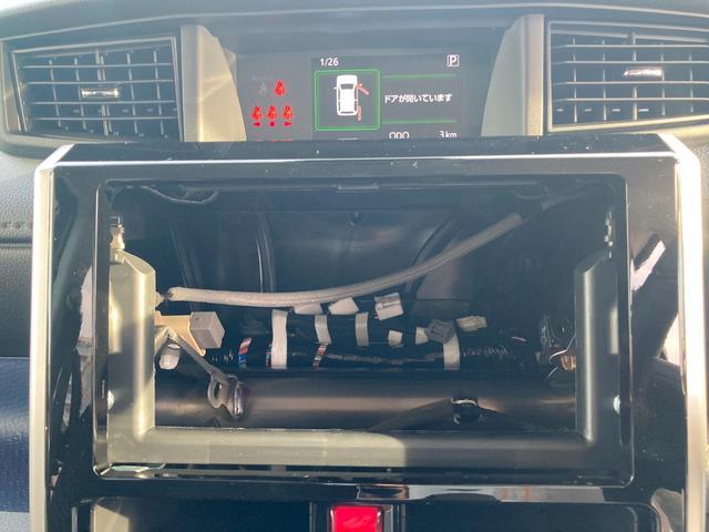 カスタムG 新車未登録 両側電動スライド LEDライト オートライト 衝突軽減ブレーキ ウォークスルー アルミホイール(19枚目)