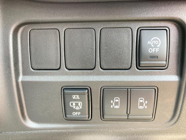 ハイウェイスターV 登録済未使用車 両側電動スライド スマートキー セーフティAパック LEDライト デュアルオートライト プッシュスタート 3列8人乗り LEDライト 全方位カメラ アルミホイール(19枚目)