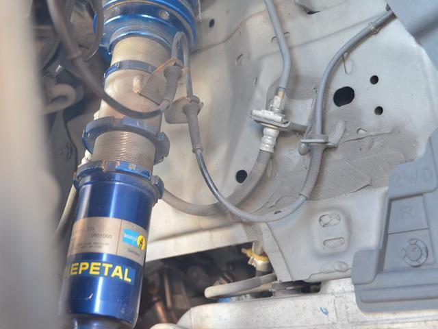 日産 フェアレディZ バージョンS エナペタル元デモカー 特注ビルシュタイン車高調