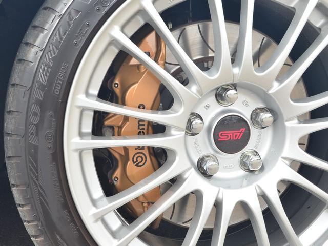スバル インプレッサ WRX STiモノブロック6・4POTキャリパーワンオーナー