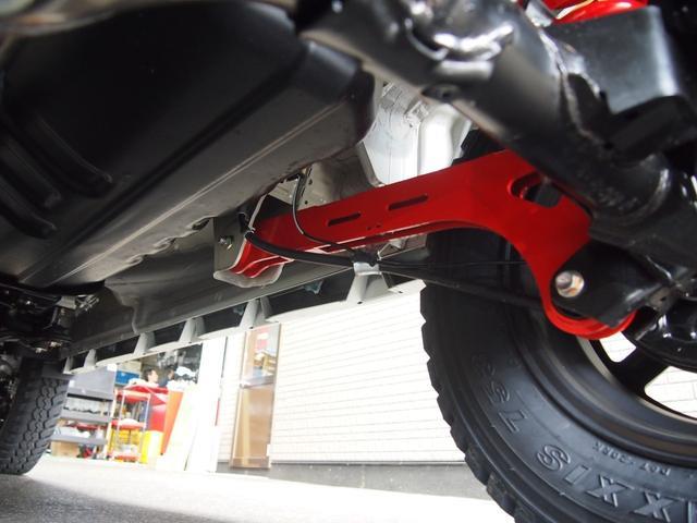 JPターボ 4WD 構造変更付5インチアップパッケージ(20枚目)