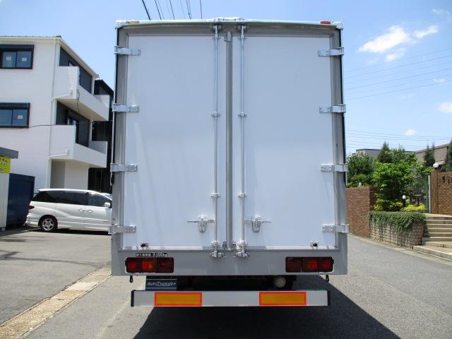 観音ドア交換済 トランテックスアルミウイング2KN7737-05 荷室長さ623x幅239x高さ240センチ ラッシングレール 床フック5対 新規車検時に最大積載量が減トンの可能性があります