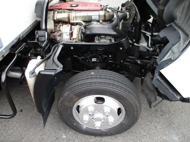 4Lターボ N04C-UNエンジン TKG-XZU605 AT エアバック ABS ETC カメラ ラッシングレール2段 床フック2対 スライドリフトスマーティ パワーゲート600キロ 内外装キレイ