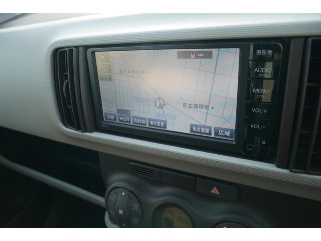 トヨタ パッソ プラスハナ Gパッケージ スマートキ TVナビ バックカメラ